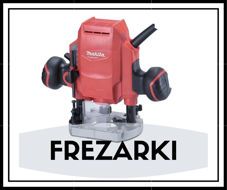 Frezarki
